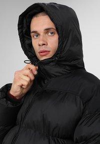 Schott - MAX UNISEX - Płaszcz zimowy - black - 4