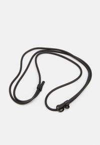 Jost - CASE NECKLACE BLACK iPHONE 6S 7S 8S - Phone case - black - 2