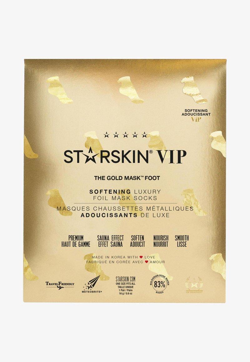 STARSKIN - STARSKIN ® VIP THE GOLD FOOT MASK - Foot mask - -