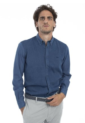 Formal shirt - blu scuro