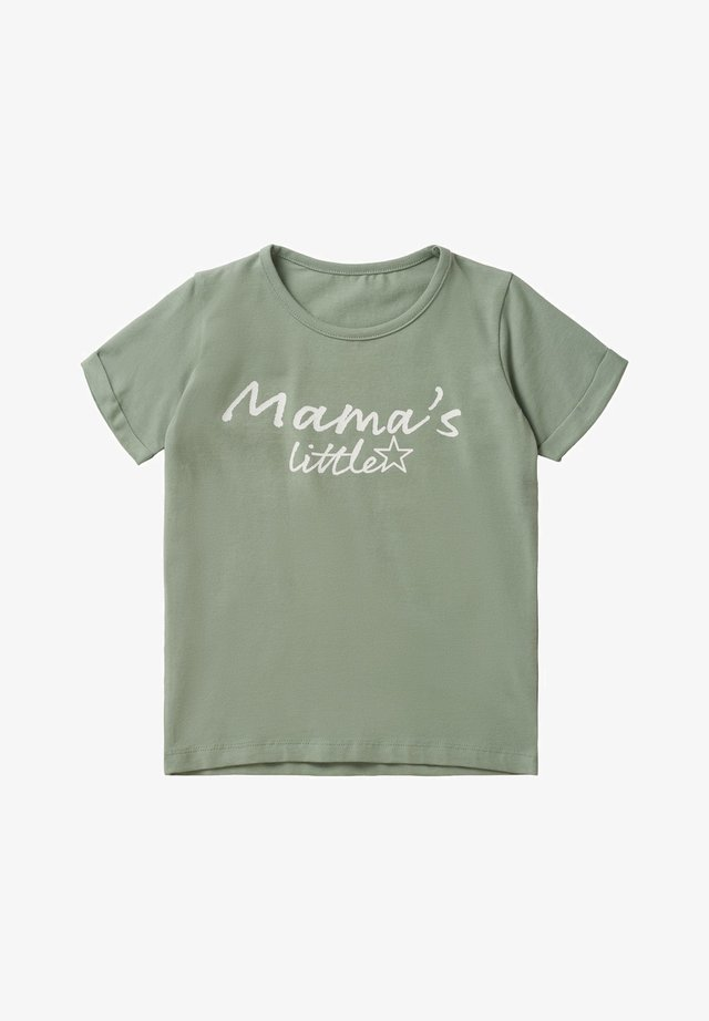 Print T-shirt - green bay