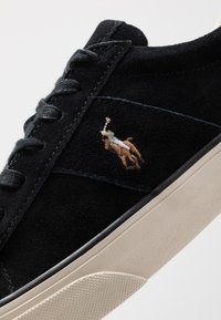 Polo Ralph Lauren - SAYER - Sneakers basse - black - 5