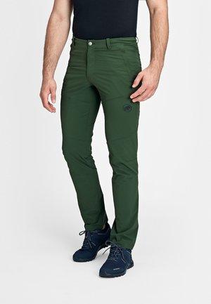 RUNBOLD PANTS  - Spodnie materiałowe - woods
