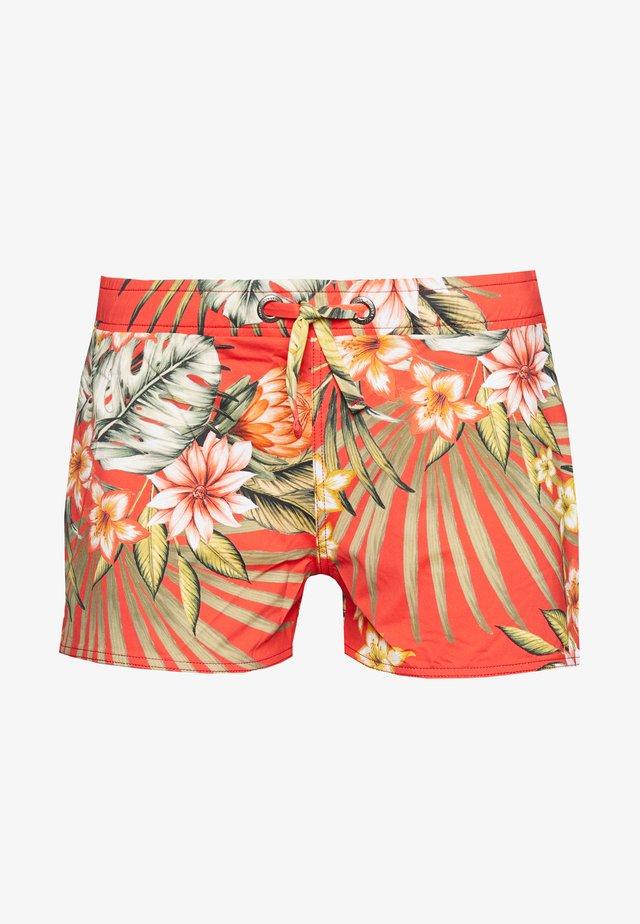 TIWI WAIMEA - Bikini pezzo sotto - rouge waimea