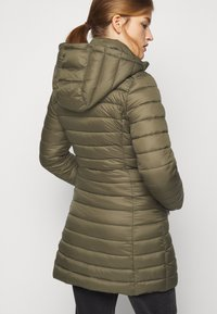 Save the duck - GIGAY - Winter coat - bark green - 3