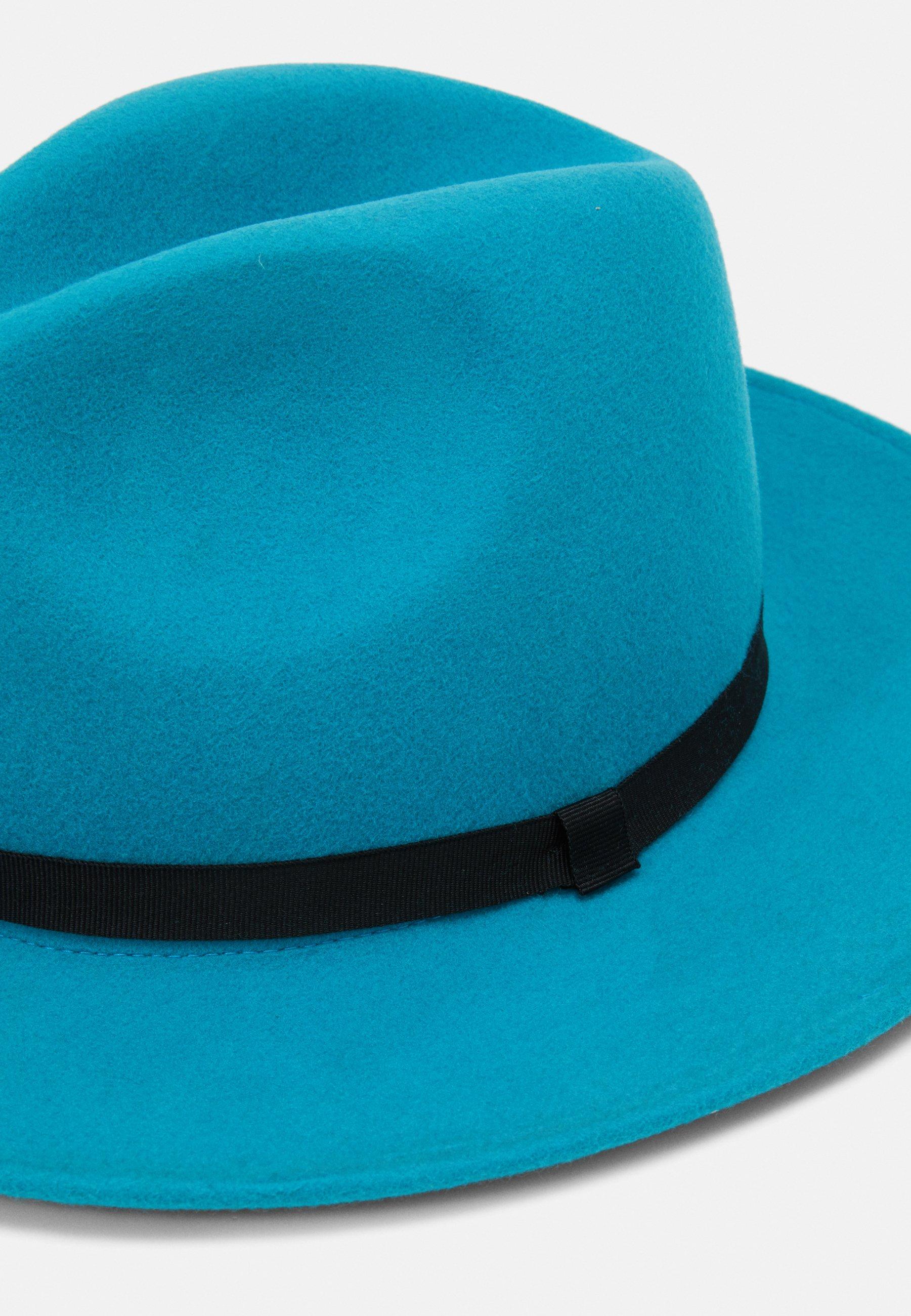 Paul Smith WOMEN HAT LINOCUT FEDORA - Hatt - green/grønn wr9GninEGrVIYQj