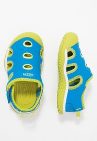 Keen - STINGRAY - Watersports shoes - brilliant blue/chartreuse - 0