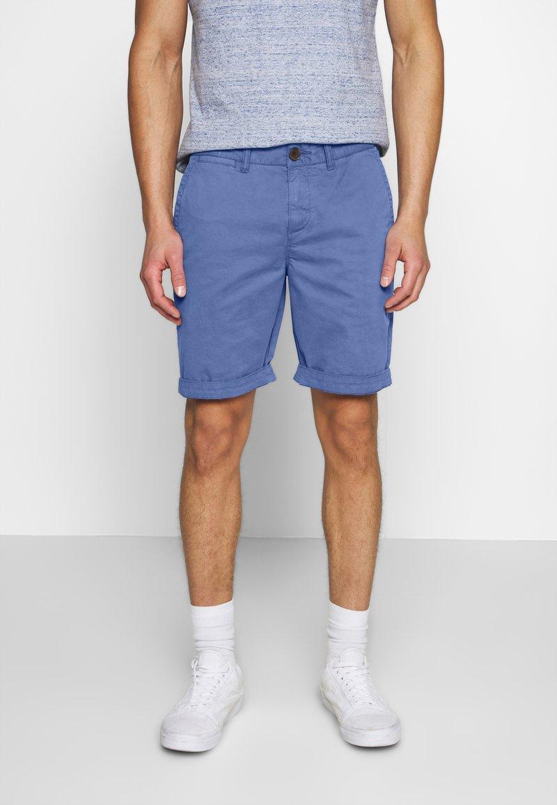Superdry - INTERNATIONAL  - Shorts - neptune blue