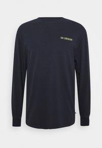 CASUAL LONG SLEEVE TEE - Long sleeved top - mood indigo