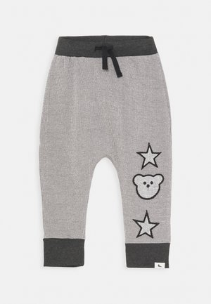 BEAR BADGE HAREMS UNISEX - Trousers - mono