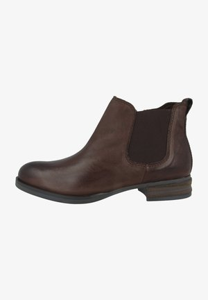 SANJA - Ankle boots - brown