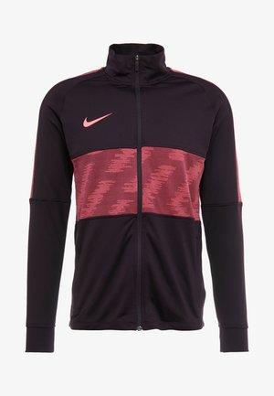 DRY STRKE TRK  - Trainingsjacke - burgundy ash/racer pink