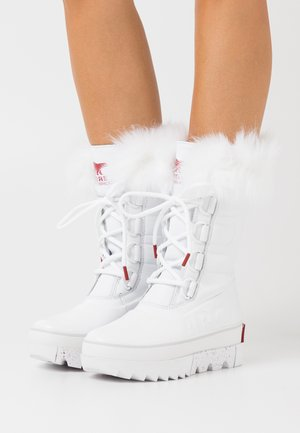 JOAN OF ARCTIC NEXT  - Snowboot/Winterstiefel - white