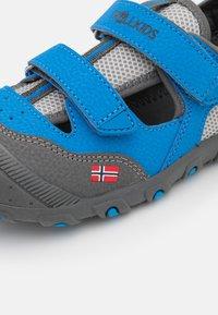 TrollKids - KIDS LILLESAND UNISEX - Walking sandals - medium blue - 5