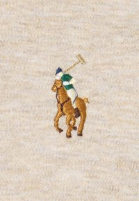 Polo Ralph Lauren - SHORT SLEEVE - Polo shirt - tuscan beige heather - 2