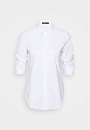 LIZA ESSENTIAL BLOUSE - Button-down blouse - white