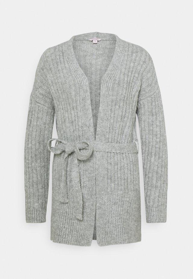 COZY  - Cardigan - grey