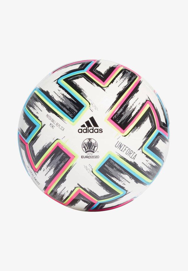 UNIFO EURO CUP FOAM CORE - Fodbolde - white/black
