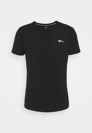 HERREN  - T-shirt basique - schwarz