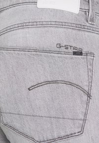 G-Star - 3301 MID SKINNY - Jeans Skinny Fit - sun faded pewter grey - 2