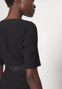 LK Bennett - DR ISLA - Shift dress - black - 5