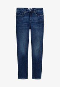 Violeta by Mango - SOFIA - Jeans Skinny Fit - dunkelblau - 4