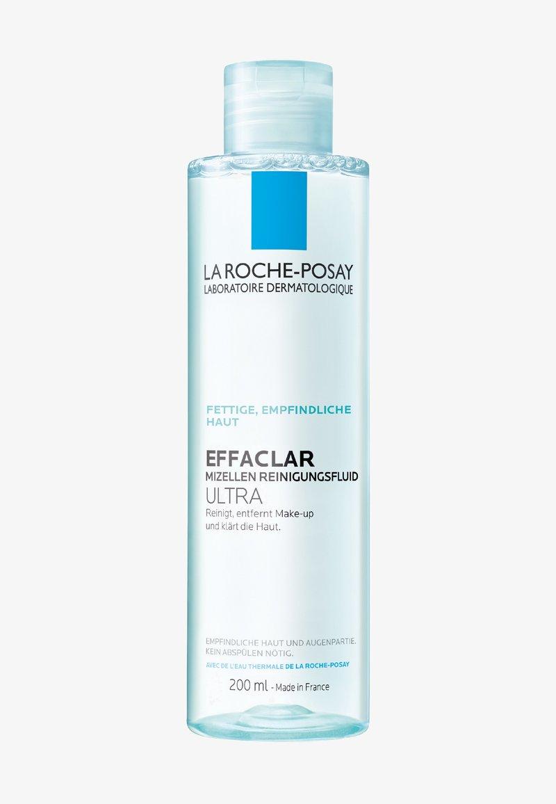 La Roche-Posay - EFFACLAR MIZELLEN REINIGUNGSFLUID ULTRA - Cleanser - -