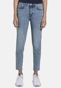 mine to five TOM TAILOR - Slim fit jeans - light blue - 0
