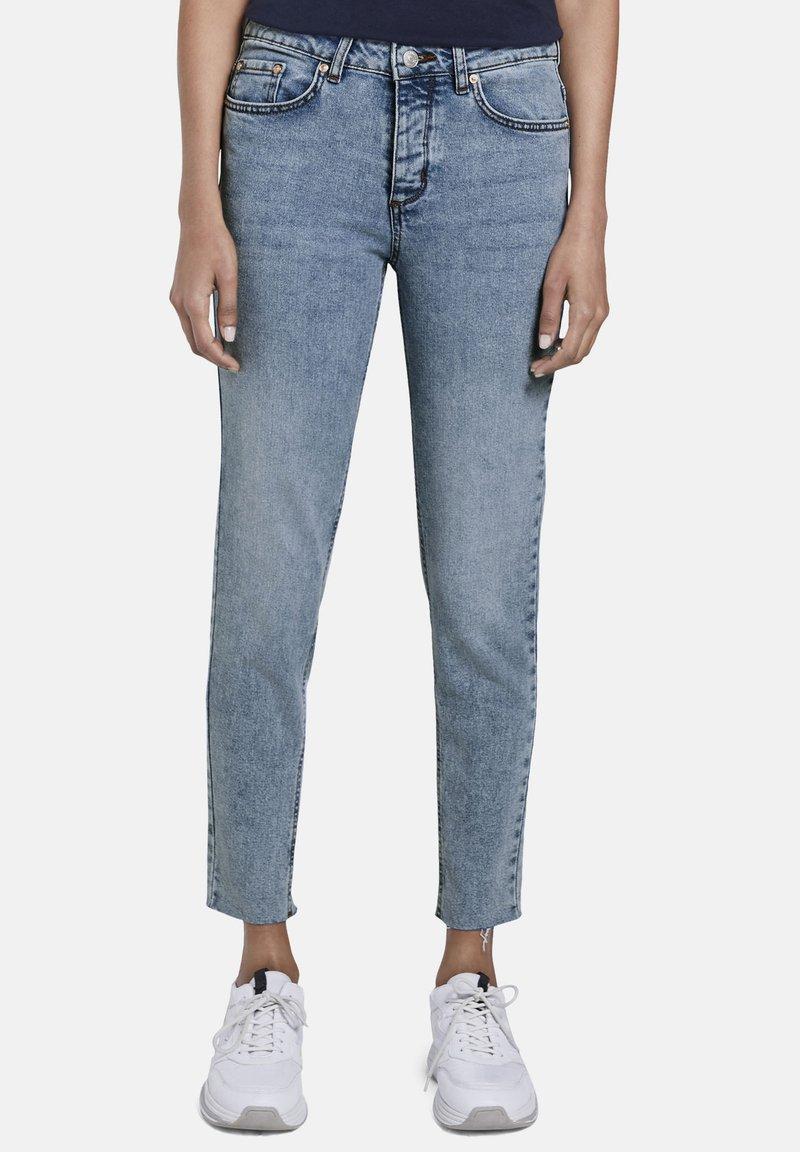 mine to five TOM TAILOR - Slim fit jeans - light blue