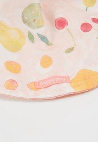 Maximo - MINI GIRL FLAPPER - Hat - zart rosa melange/gelb - 2