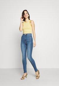 Dr.Denim - MOXY - Jeans Skinny Fit - westcoast sky blue - 1