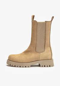 Inuovo - Platform ankle boots - light brown - 1