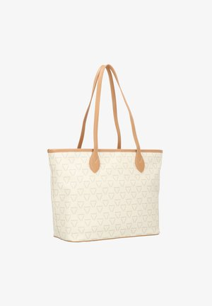 LIUTO SHOPPER TASCHE 33 CM - Shopping bag - ecru/multi