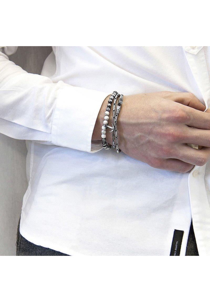 Anchor & Crew - MIZZEN  - Bracelet - silver