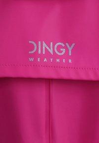 Dingy Rhythm Of The Rain - Parka - rose rot - 10