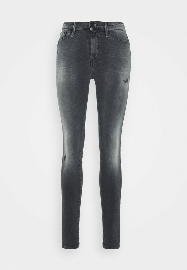 NEEDLE - Jeans Skinny Fit - black