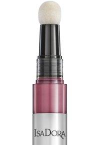 IsaDora - LIQUID BLEND SOFT MATT LIP COLOR - Liquid lipstick - deep plum - 4