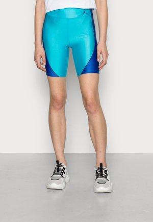 ESSEN LEG - Shorts - blue lagoon/game royal/blue void