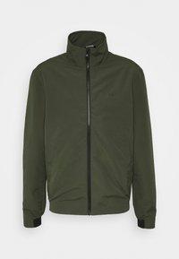 CASUAL BLOUSON JACKET - Summer jacket - green