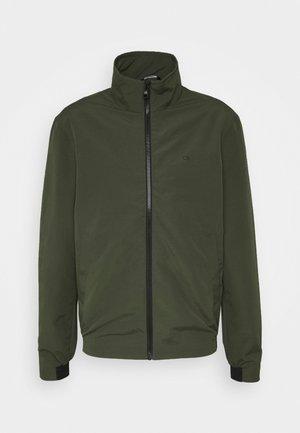 CASUAL BLOUSON JACKET - Lehká bunda - green