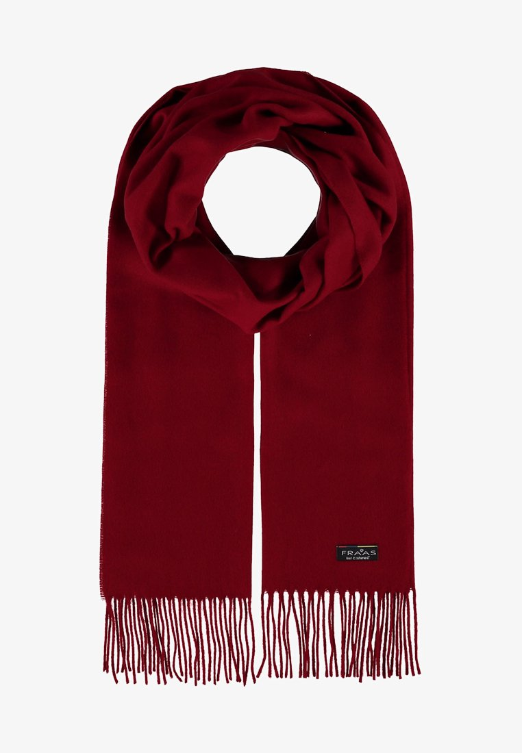 Fraas - MADE IN GERMANY - Scarf -  red