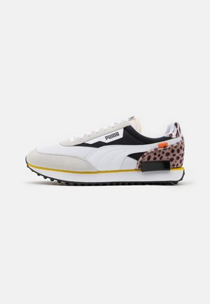 FUTURE RIDER W.CATS UNISEX - Zapatillas - white/black