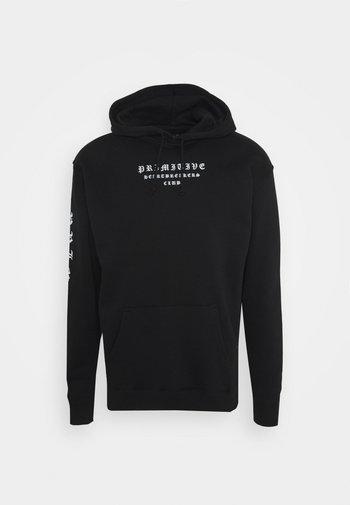 BANDANA HOOD - Sweatshirt - black