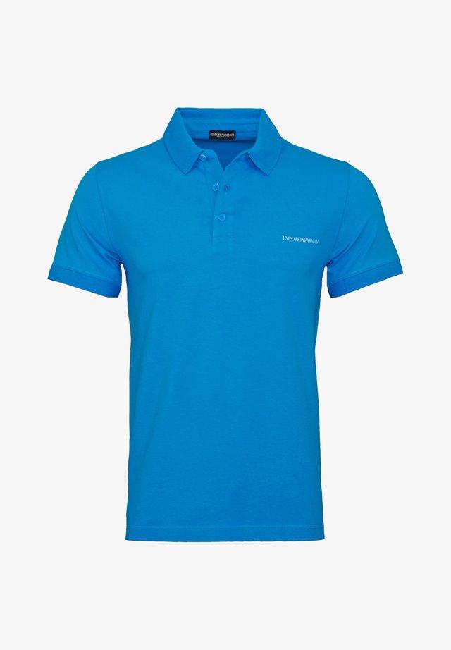 SHORTSLEEVE - Poloshirt - blau