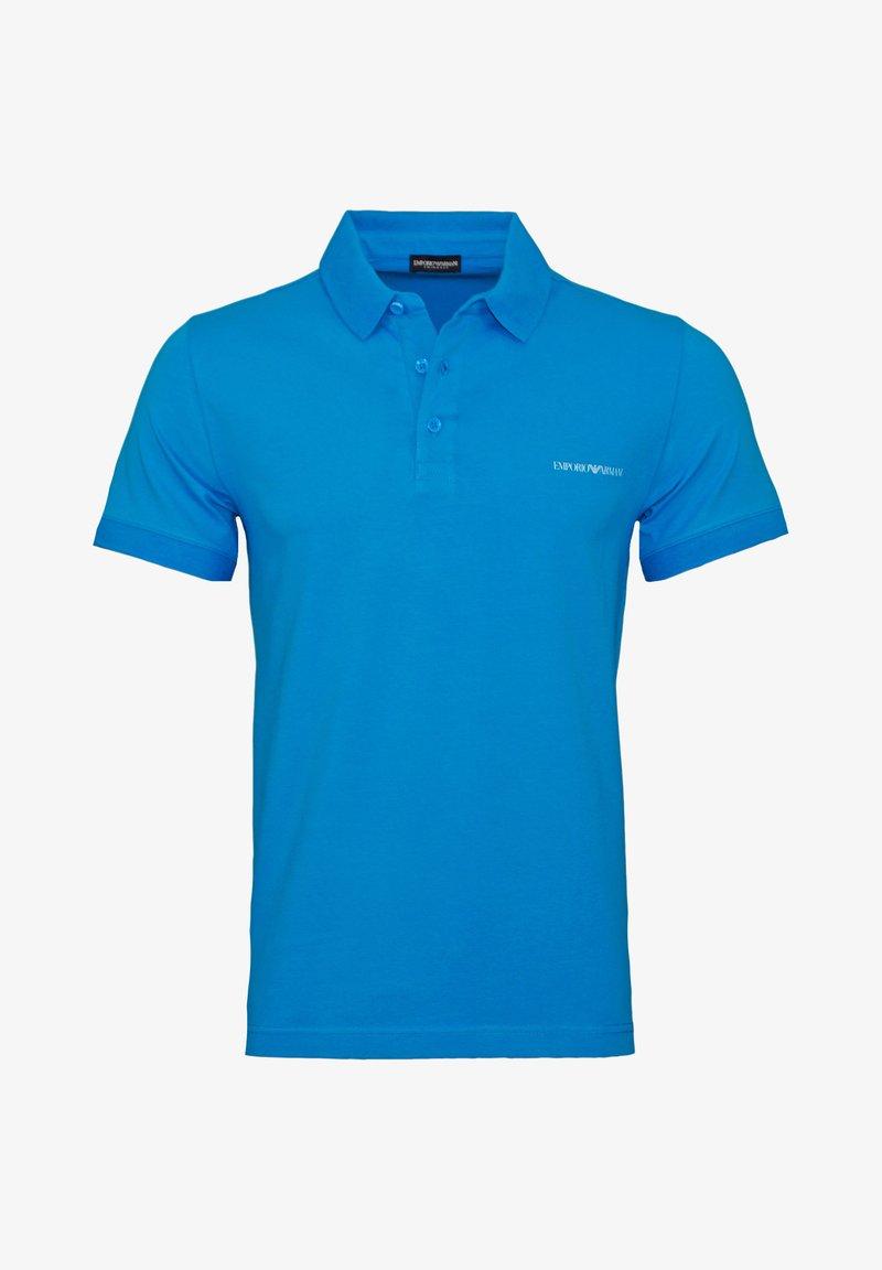 Emporio Armani - SHORTSLEEVE - Polo shirt - blau