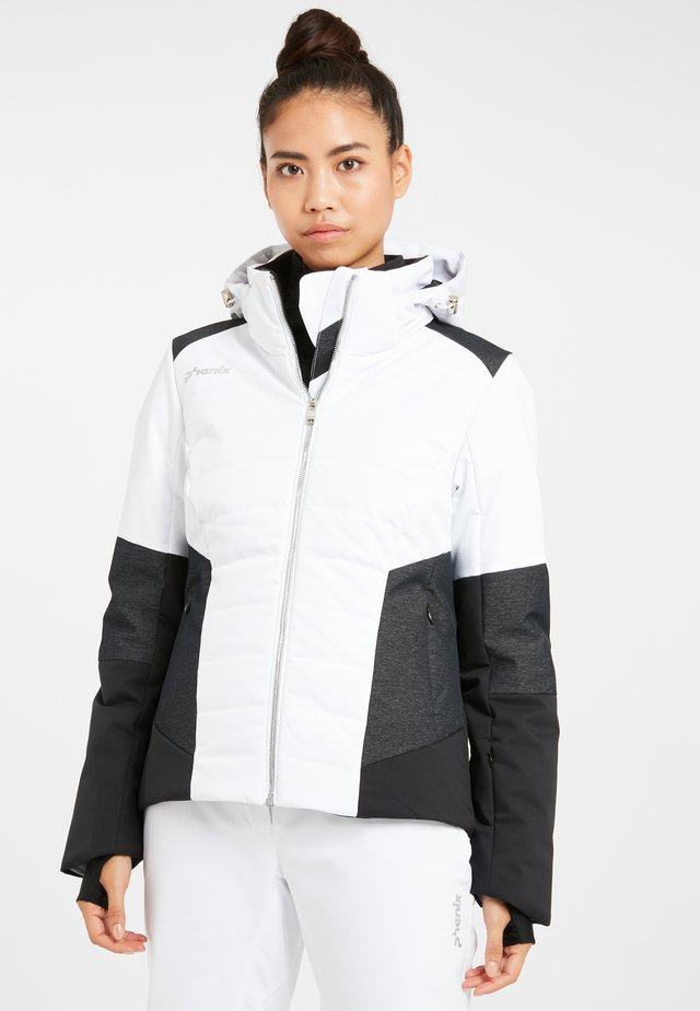 DIANTHUS - Ski jacket - white