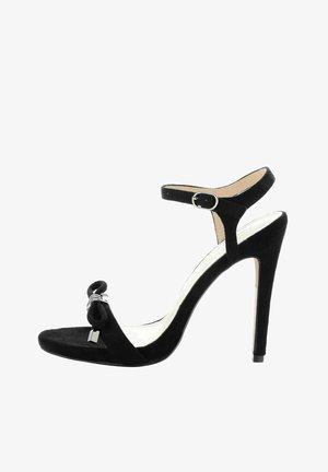 OGLIANO - High heeled sandals - black