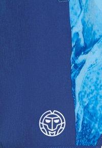 BIDI BADU - ADNAN TECH SHORTS - Urheilushortsit - dark blue/aqua - 3