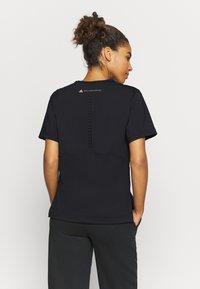 adidas by Stella McCartney - TEE - Camiseta estampada - black - 2