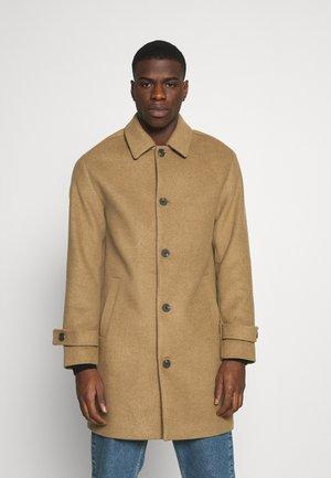 JORTURNER COAT - Mantel - khaki/solid